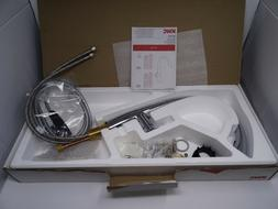 KWC 10.201.102.000 Zoe Single Lever Kitchen Faucet Chrome Fi