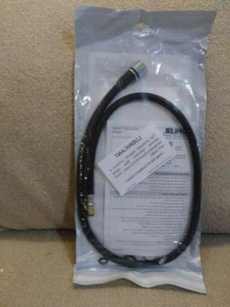 KOHLER 1056336-CP Hose Kit- Braided Spray- Quick-Connect
