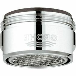 Grohe 13955000 Flow Straightener, Chrome - NEW