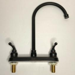 2 Handle Kitchen Faucet