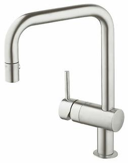 Grohe 32319DC0 Minta Pull-Down Kitchen Faucet with 2-Functio