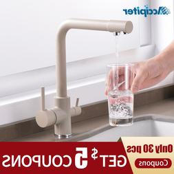 360 Degree Rotation brass drinking filtered water <font><b>k