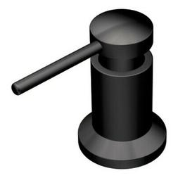 Moen 3942BL Soap and Lotion Dispenser: Matte Black