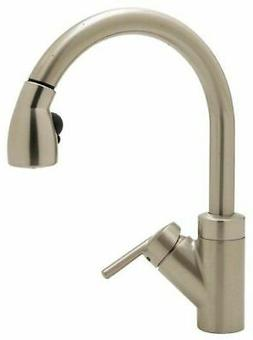 Blanco 440616 Rados Kitchen Faucet with Pull-Down Spray, Sat