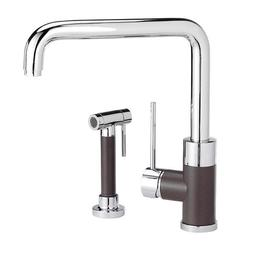 Blanco 441204 Purus I Kitchen Faucet, Café Brown