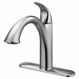 Moen 7545C Camerist Single-Handle Kitchen Faucet with Pullou