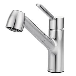 Moen 7585C Method One-Handle Pullout Kitchen Faucet, Chrome