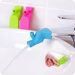 Adjustable Safety Faucet Extender for Children Kids Safety P