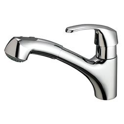 Alira Single-Handle Pull-Out Kitchen Faucet