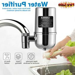 Alloy Joint Water Purifier For Kitchen Faucet Mount Large Fl