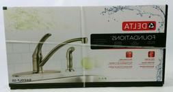 Delta Faucet B4410LF-SS Foundations Core-B Single Handle Kit