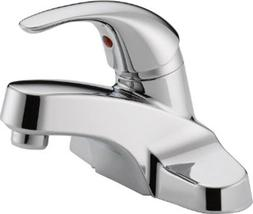 Peerless Bathroom Faucet P183510LF 3-Hole, Chrome, Number of