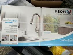 BRAND NEW Moen Essie Motion sense Wave STainless Steel Kitch
