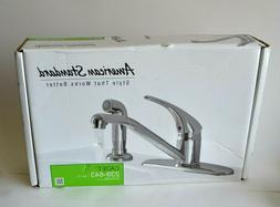 American Standard Cadet Single handle Kitchen Faucet Chrome