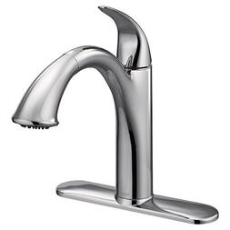 Moen Camerist  7545C Single Lever Pull-Out Faucet