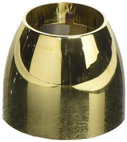 Moen 100014P Camerist Kitchen Dome Handle, Polished Brass
