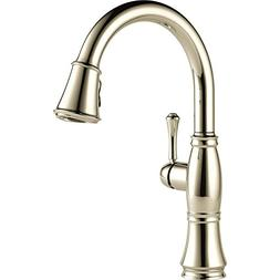 Delta Faucet Cassidy Single-Handle Kitchen Sink Faucet with