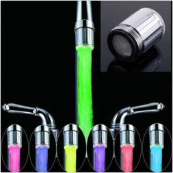 Cimiva LED Water <font><b>Faucet</b></font> Light 7 Colors C