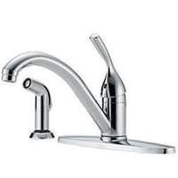 Delta Kitchen Faucet Low Lead Single Handle Classic Series 8