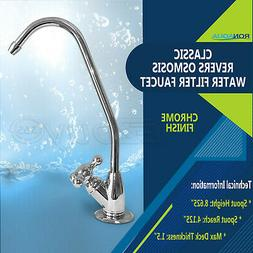 Classic Cold Water Kitchen Drinking Faucet Dispenser Polishe