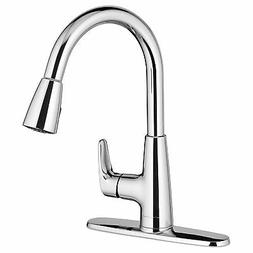 American Standard Kitchen Faucets With Pull Down Sprayer