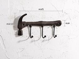 DD Coat Hook industrial wind retro faucet hook on the wall o