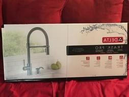 Delta Trask Pro 18933-ARSD-DST Kitchen Faucet New