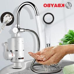 KBAYBO Electric <font><b>Kitchen</b></font> Water Heater Tap