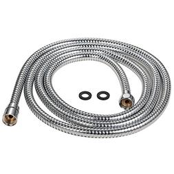 Extra Long 304 Stainless Steel Chrome Handheld Shower Hose R