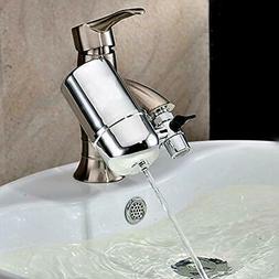 "Faucet Water Mount Filters Purifier For Kitchen "" Bath Fixtu"