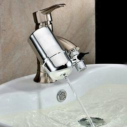 Faucet Water Purifier For Kitchen & Bath Fixtures , ABS Drin