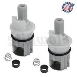 RP24096 Replacement For two handle Delta faucet stem iyax