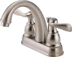 Foundations Windemere Two Handle Centerset Bathroom Faucet -
