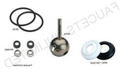 Genuine Delta Kitchen Faucet Repair Kit Ball Seats Springs O