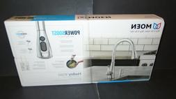 Moen Hadley Powerboost Pull-Down Kitchen Faucet Chrome Finis