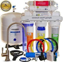 iSpring RCC7AK 6-Stage Superb Taste High Capacity Under Sink
