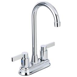 Kingston Brass KB8491NDL 4-3/4-Inch in Spout Reach NuvoFusio