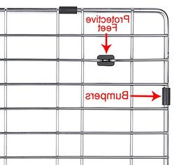 "Kraus KBG-200-33 Bottom Grid, 29 15 11/16"" x 1 3/8"", Sta"