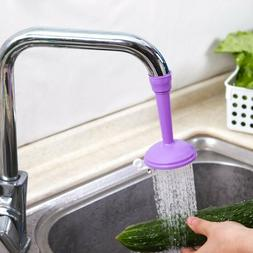 Kitchen Faucet Adjustable Device Sprinkler Anti-splash Water