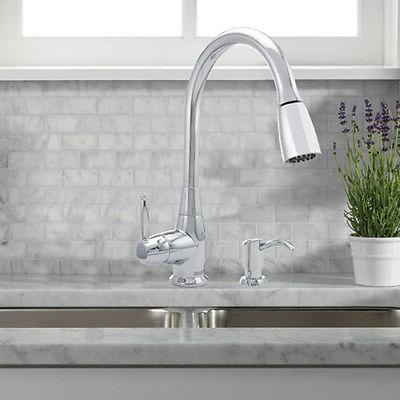 Franke Arc Pull Out Chrome with Soap