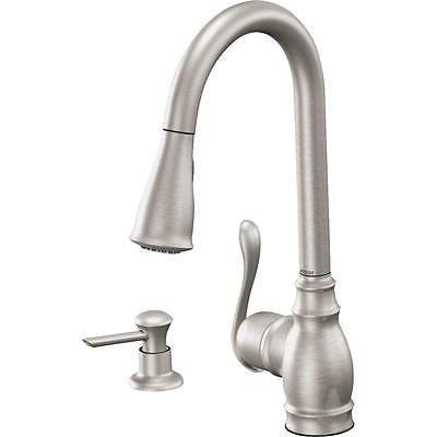 1h srs kitchen faucet