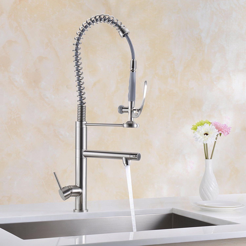 28'' Commercial Kitchen Sink Brass