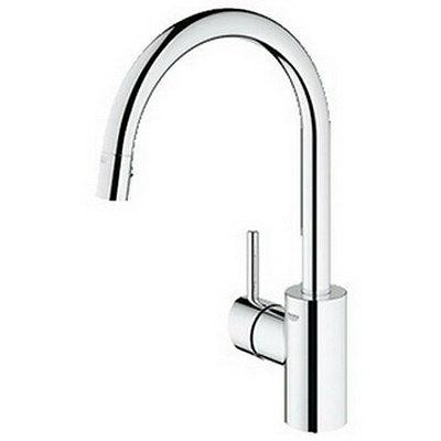 Grohe 32 665 Concetto Solid Brass Single Lever Swivel Pull-O