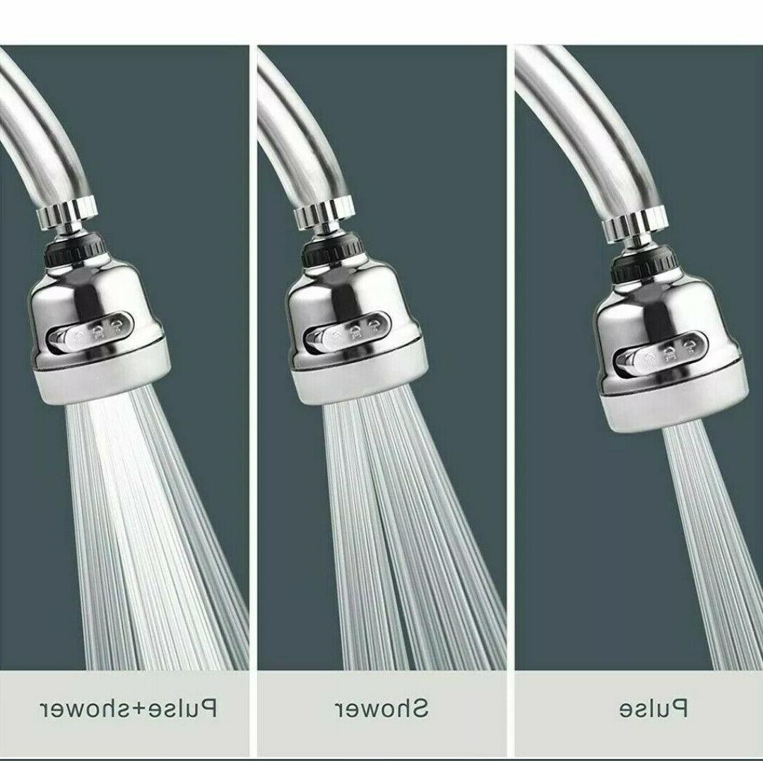 360 Degree Movable Head Water Saving Nozzle Sprayer