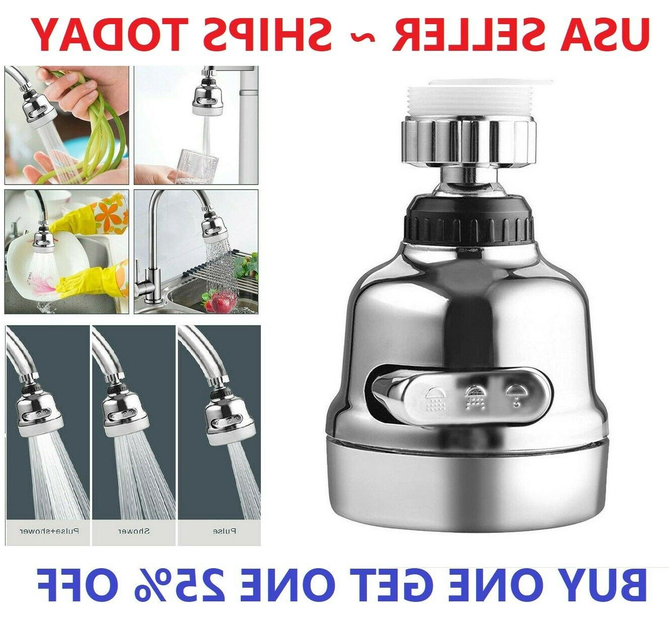 360 degree rotating faucet movable kitchen tap