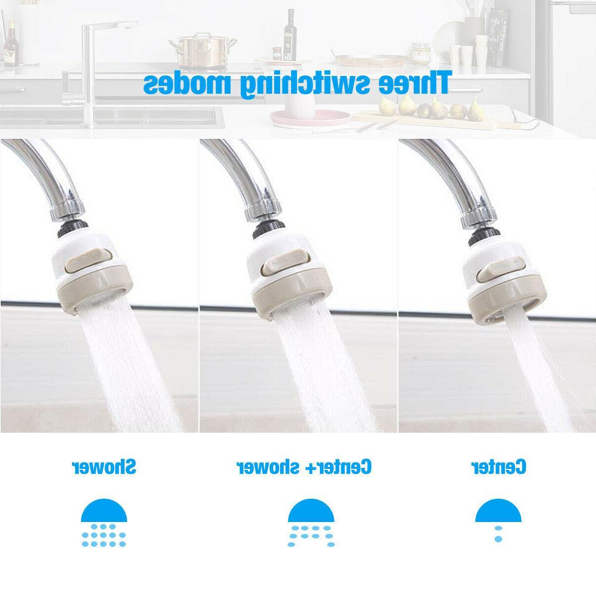 8Kitchen Tap Water-Saving Faucet Sink Spray