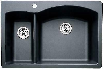 440199 diamond 2 bowl kitchen