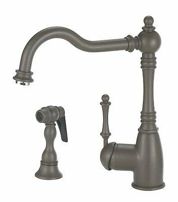 441189 grace kitchen faucet with side spray