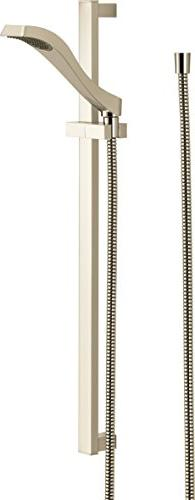 Delta Faucet 57051-PN Dryden Slide Bar Handshower, Polished