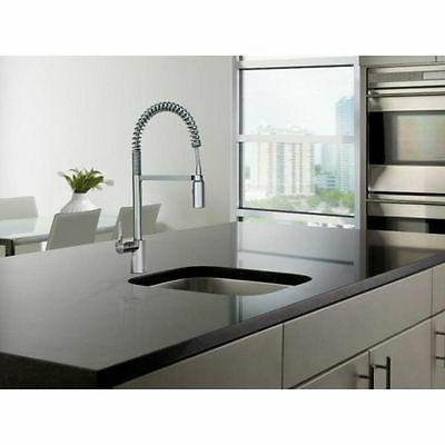 Moen 5923 Single Handle Semi-Pro Faucet